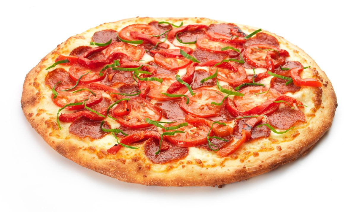 Pizza places in Riverside